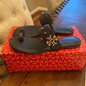 Women's Tory Burch sandals size 8.